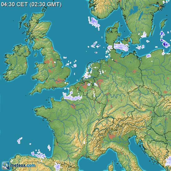 Image Radar actuellement indisponible...